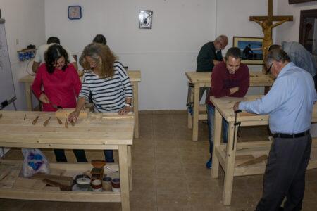 Τα έργα τους θα εκθέσουν οι μαθητές των Σχολών Αγιογραφίας και Ξυλογλυπτικής της Μητρόπολης Πέτρας