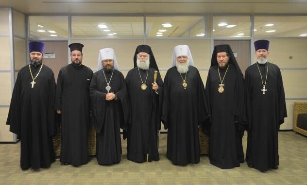Ολοκλήρωση της επισκέψεως του Προκαθημένου της Ορθοδόξου Εκκλησίας της Αλεξανδρείας στη Μόσχα
