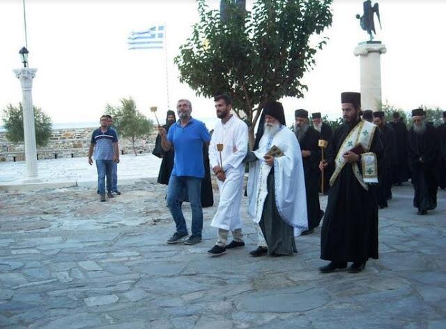 Άγιο Όρος: Ξεχωριστή βάπτιση στη Μονή Δοχειαρίου - Συγκλονίζουν τα λόγια του Στέφανου