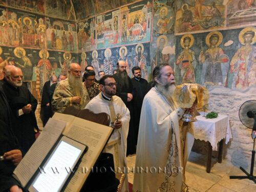 Ιωάννινα: Θεία Λειτουργία και σύναξη Κληρικών στην Ι.Μ Ελεούσης