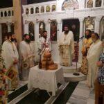 Νέα Αρτάκη: Προεόρτια Αγρυπνία στο Προσκύνημα Παναγίας Φανερωμένης