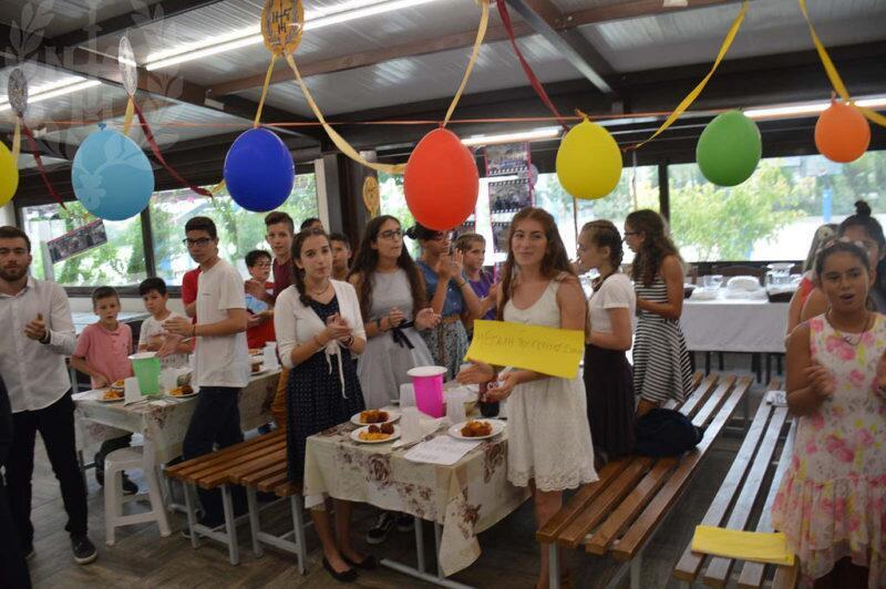 Φιλοξενία παιδιών από την Κωνσταντινούπολη και την Ίμβρο στο Ποσείδι