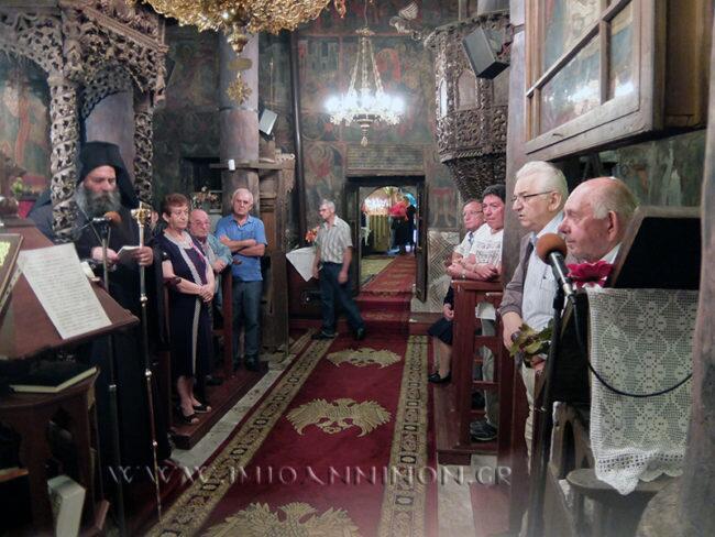 Μητρόπολη Ιωαννίνων: Σύναξη Κληρικών και Ιερά Παράκληση