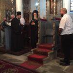 Ο Οικουμενικός Πατριάρχης στα Αγρίδια της Ίμβρου