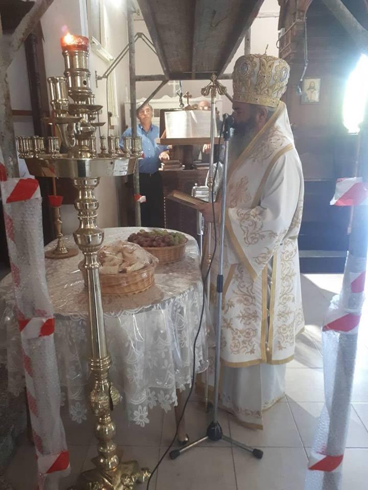 Πανηγυρικά εορτάστηκε η Μεταμόρφωση του Σωτήρος στη Μητρόπολη Λεμεσού