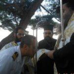 Ο Μητροπολίτης Χίου χειροθέτησε Αναγνώστη τον Υπολιμενάρχη