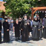 Εορτασμός της Κοιμήσεως της Θεοτόκου στην Μονή Παναγίας Τρικουκκιωτίσσης στον Πρόδρομο