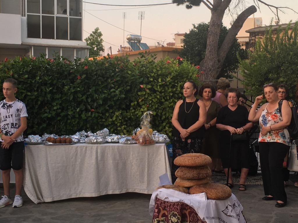 Άγιος Φανούριος: Λαμπρός Εορτασμός στη Ρόδο