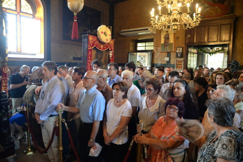Κοίμηση της Θεοτόκου: Λαμπρός Εορτασμός στη Μητρόπολη Πατρών