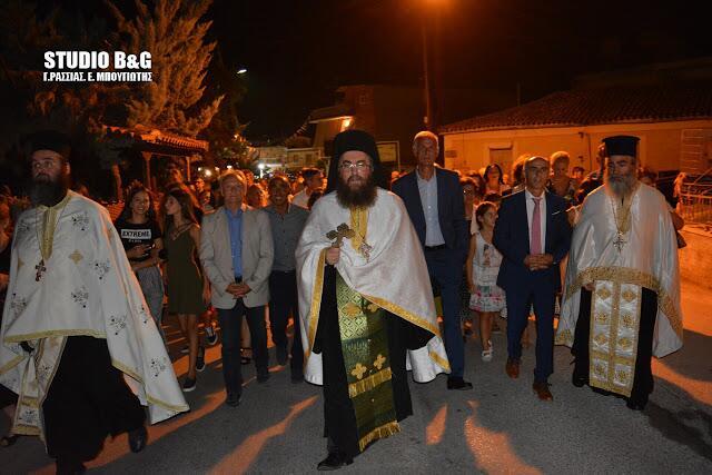 Αργολίδα: Το Δρέπανο γιόρτασε τους Αγίους Ανδριανό και Ναταλία
