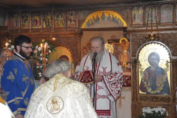 Εορτάσθηκε ο Άγιος Κοσμάς ο Αιτωλός στη Μητρόπολη Κυδωνίας