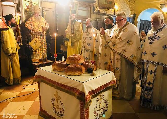 Κερκύρας: Το κήρυγμα του Τιμίου Προδρόμου αφυπνίζει μέχρι σήμερα συνειδήσεις