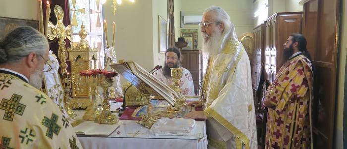 Η Μεγάλη Εορτή της Θείας Μεταμορφώσεως του Σωτήρος Χριστού στην Αταλάντη