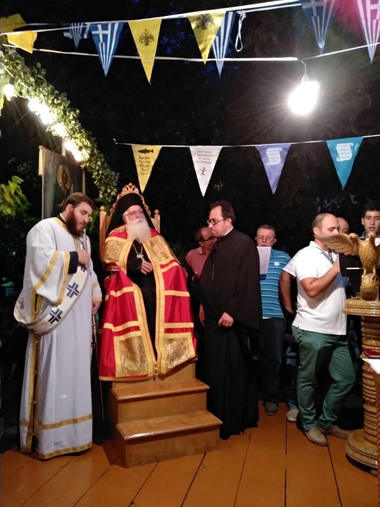 Πάνδημος ο εορτασμός του Αγίου Αποστόλου του Νέου απόψε στο Πήλιο