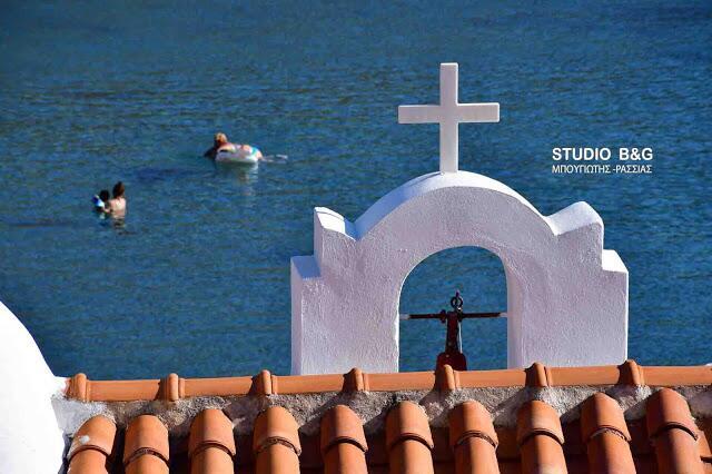 Οι Εκκλησίες της Κύθνου