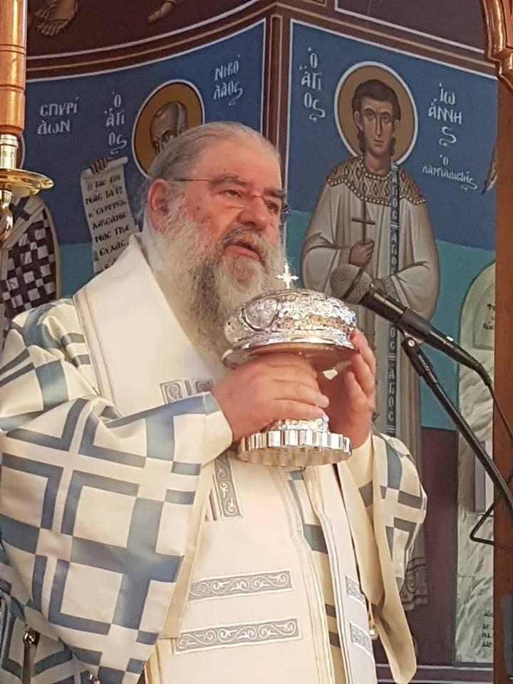 Με κάθε λαμπρότητα εορτάστηκε η Κοίμηση της Θεοτόκου στη Μητρόπολη Λεμεσού