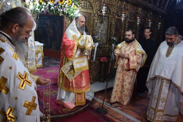 Αγίου Ιωάννου Προδρόμου: Λαμπρή Εορτή στη Μητρόπολη Θεσσαλιώτιδος
