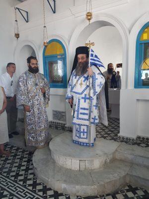 Χίου Μάρκος: Χωρίς τον Χριστό και την Παναγία δεν έχει ζωή η πατρίδα μας
