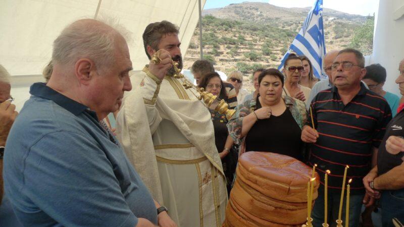 Τήνος: Λαμπρός Εορτασμός Αγίου Λαυρεντίου