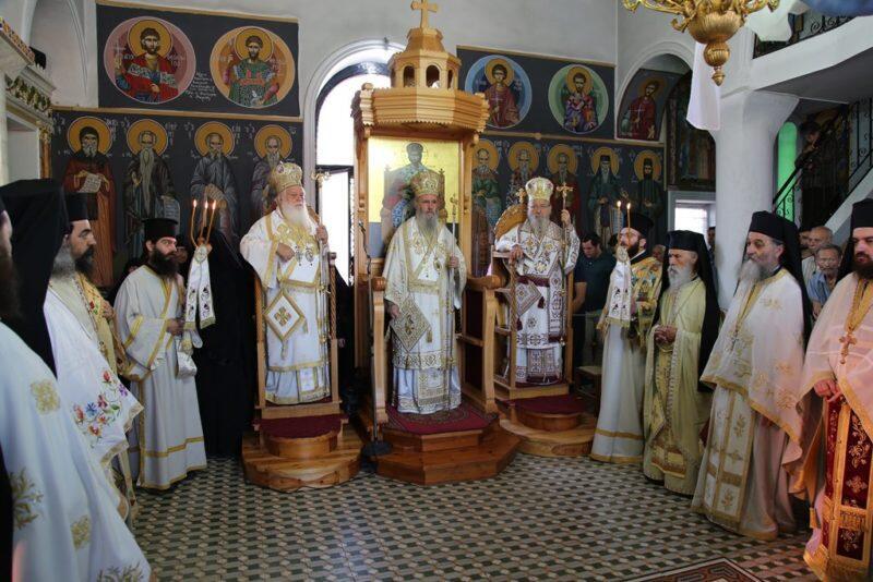 Κοσμάς ο Αιτωλός: Μεγαλοπρεπής εορτασμός στη γενέτειρά του