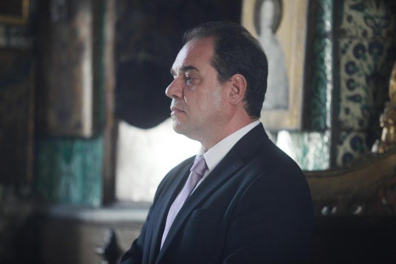 Κωνσταντίνος Δήμτσας από Άγιο Όρος: Στέκομαι δίπλα Σας με πολὺ σεβασμό, αγάπη και διάθεση προσφοράς