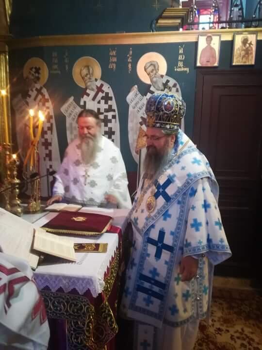 Ετήσιο Αρχιερατικό Μνημόσυνο της μεγάλης ευεργέτιδος Μαρίας Αιγειαλίδου στην Ιερά Μονή Φανερωμένης