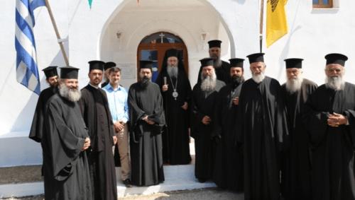 Ανάμνηση θαύματος Αγίου Βλασίου στη Μητρόπολη Ναυπάκτου