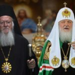 οικουμενικός πατριάρχης μόσχας