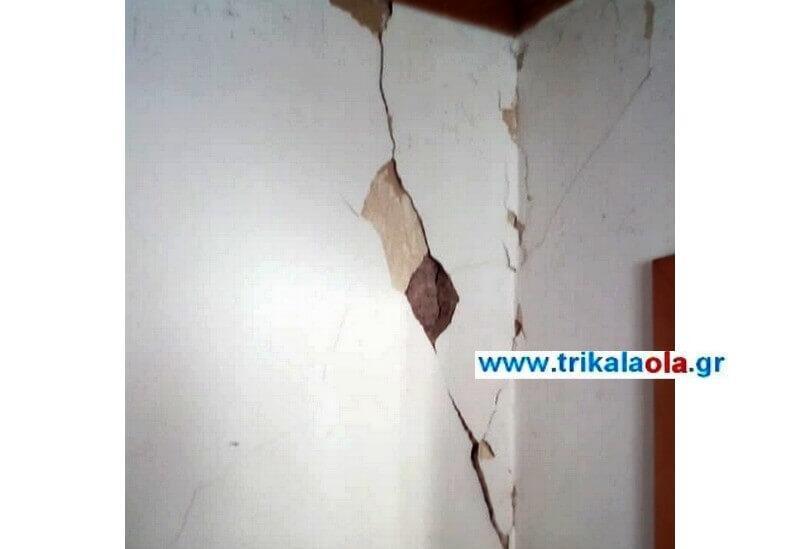 Σεισμός ΤΩΡΑ: Εικόνες καταστροφής από Καρδίτσα