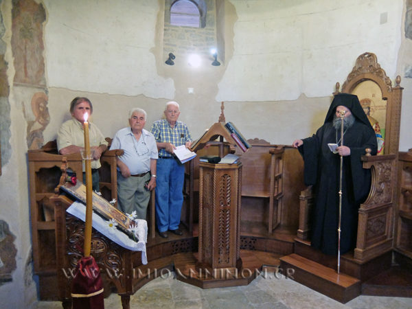 Μητρόπολη Ιωαννίνων: Σύναξη κληρικών και Ιερές Παρακλήσεις