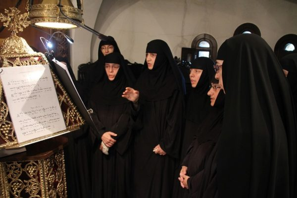 Αγιος Φανούριος: Πανήγυρις Γυναικείου Ησυχαστηρίου στο Τρίκορφο
