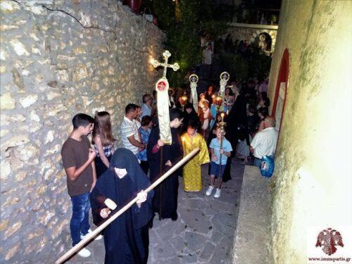 Με εκκλησιαστική μεγαλοπρέπεια εόρτασε η Ι.Μ Ζερμπίτσης