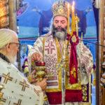 Ακολουθία επί τη διασαλεύση της Αγίας Τραπέζης τον ιστορικό ενοριακό Ναό του Προφήτου Ηλία