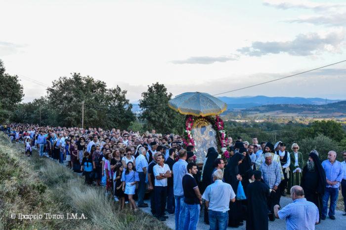 Χιλιάδες πιστοί στο Σοχό για την Παναγία Γοργοϋπήκοο - Αναλυτικά το πρόγραμμα