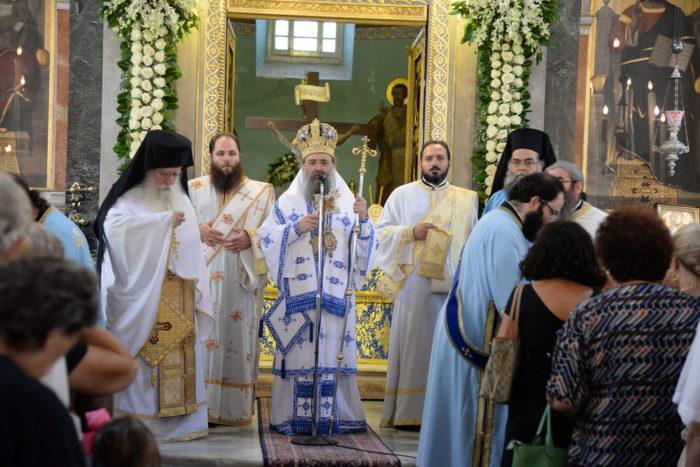 Γενέθλιο Θεοτόκου: Η Πάτρα εόρτασε την Παντάνασσά της