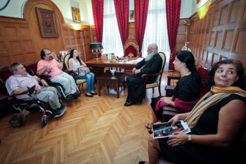 Εκκλησία Ελλάδος: Συναντήσεις Αρχιεπισκόπου