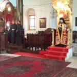 Ανάμνηση Μεγάλου σεισμού: Αρχιερατική Θεία Λειτουργία στα Υψωμάθεια