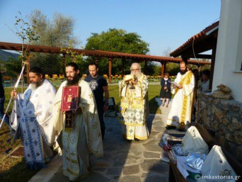 Εγκαινιάστηκε ο Ιερός Ναός Αγίου Νικολάου Άργους Ορεστικού