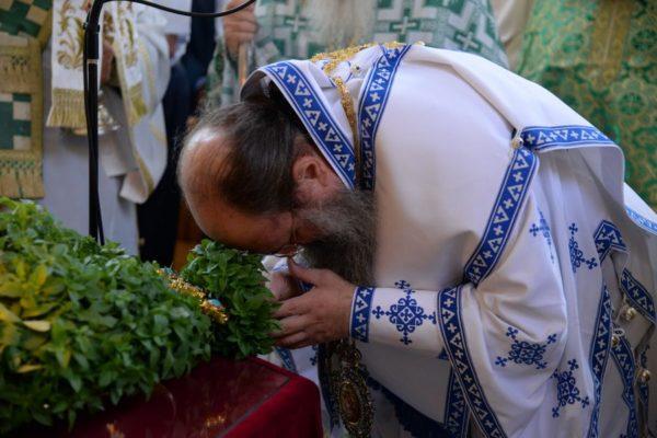 Ύψωση Τιμίου Σταυρού: Λαμπρή Εορτή στη Μητρόπολη Πατρών