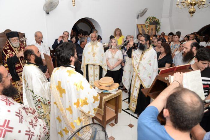 Εορτή Αγίας Θέκλας στην ελεύθερη επαρχία Αμμοχώστου