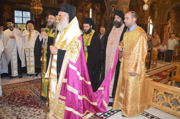 Η Καλαμπάκα τιμά τον πολιούχο της Άγιο Βησσαρίωνα