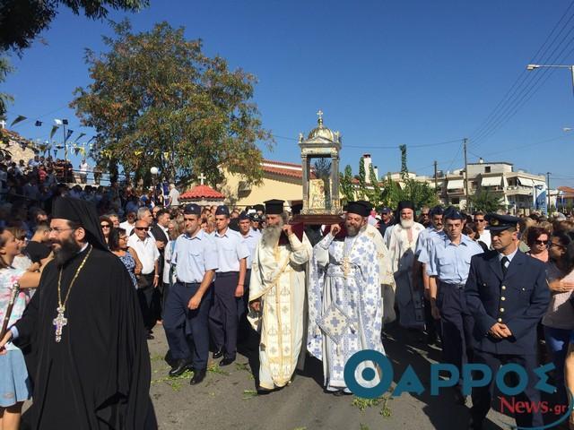 Μεσσήνη: Χιλιάδες πιστοί υποδέχθηκαν τη θαυματουργή Παναγία Βουλκανιώτισσα