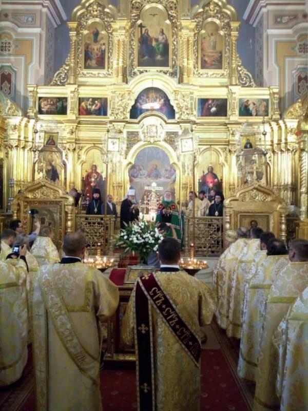 Ο Αλεξανδρείας Θεόδωρος στην Εκκλησία της Πολωνίας