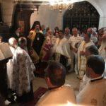 Σητεία: Εορτή της Μεταστάσεως στην πανηγυρίζουσα Ιερά Μονή Τοπλού