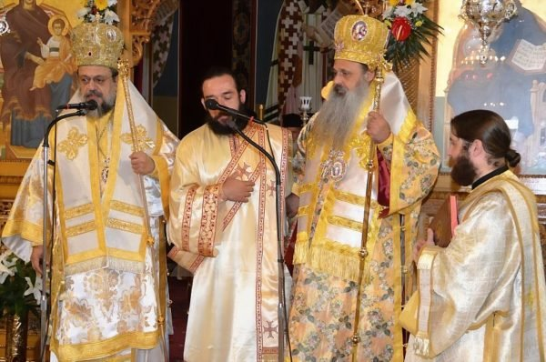 Άγιος Βησσαρίωνας: Λαμπρός Εορτασμός στην Καλαμπάκα