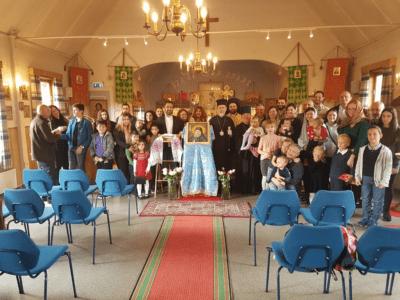 Ίδρυση Ενορίας Αγίου Γερασίμου Κεφαλληνίας στο Τροντχάιμ της Νορβηγίας