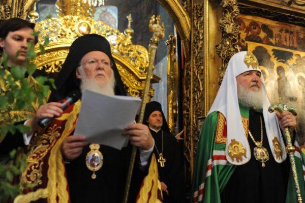 Πατριαρχείο Μόσχας: Η απόφαση του Φαναρίου δε θα μείνει αναπάντητη