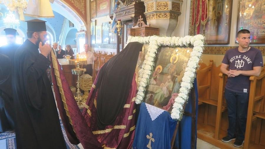 Γενέθλιο Θεοτόκου: Η Εορτή στον Μητροπολιτικό Ναό της Παναγίας «Κορφιάτισσας»