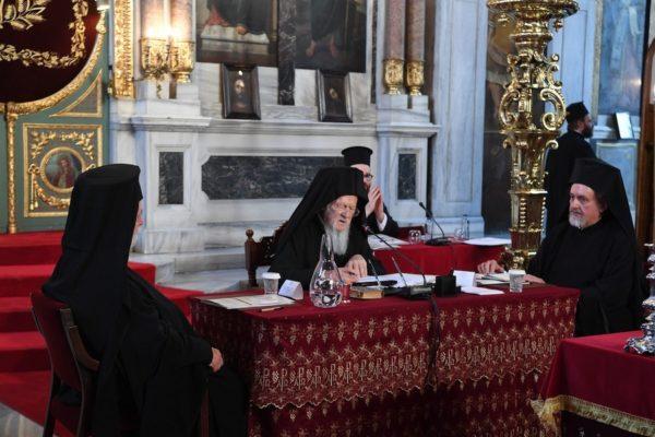 Βαρθολομαίος: Χωρίς το Πατριαρχείο, αι τοπικαί Εκκλησίαι θα πορεύωνται «ως πρόβατα μη έχοντα ποιμένα»
