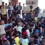 Στέγη παιδιών στο Ντιραντε εγκαινίασε ο Ζακύνθιος Μητροπολίτης Ζάμπιας κ. Ιωάννης
